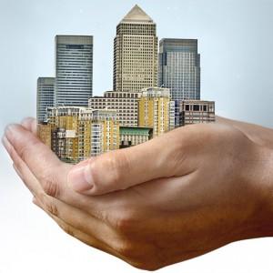 Canary Wharf Tower Blocks Business