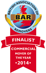 FINALIST - Commercial Mover Of The Year 2014