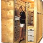 Document archive storage box