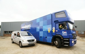 houses for sale in fleet maidmans.com truck van lined up image.jpg