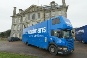 Removal Companies Ardingly maidmans.com truck mansion removals image
