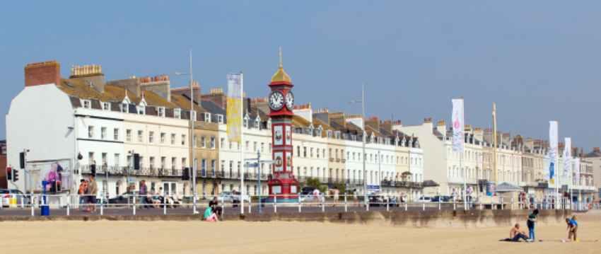 Weymouth Promenade Maidmans