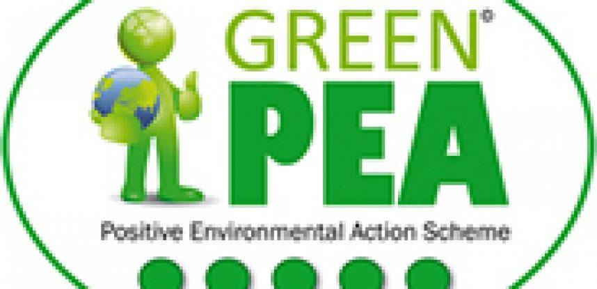 Green PEA Scheme   Positive Environmental Action