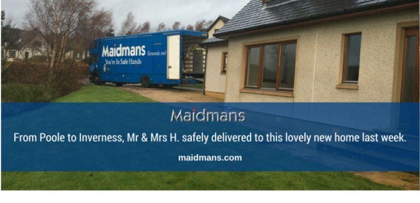 Inverness Removals: Maidmans Moving & Storage