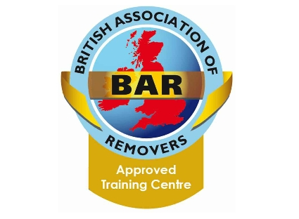 BAR Approved Training Logo