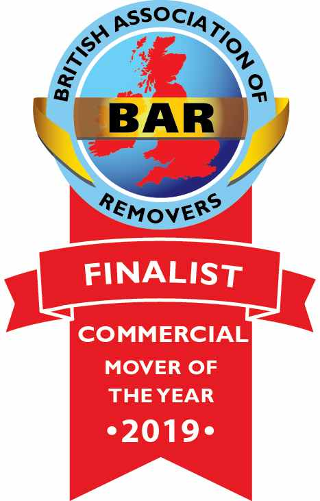 Commercial Mover of the Year 2019 logo