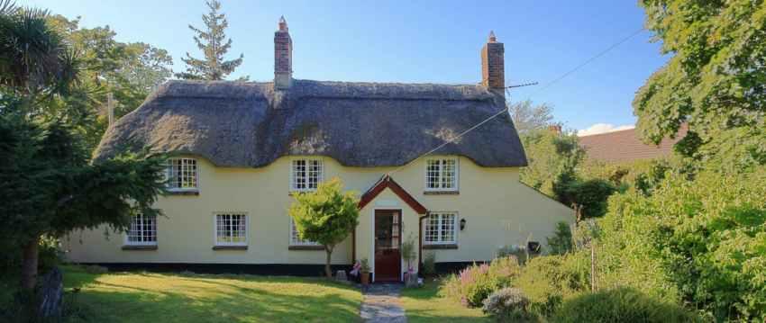 Dorset Thatched Cottage
