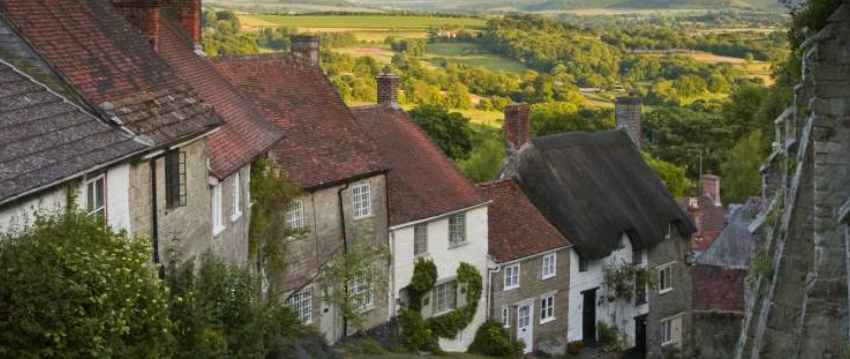 Shaftesbury Iconic Golden Hill
