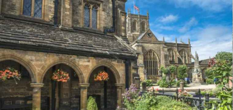 Sherborne Cathedral