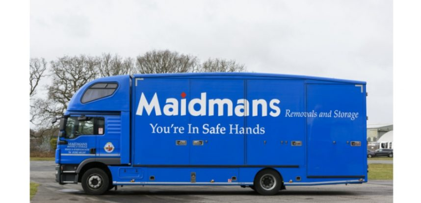 Bournemouth Removals: Maidmans Moving & Storage